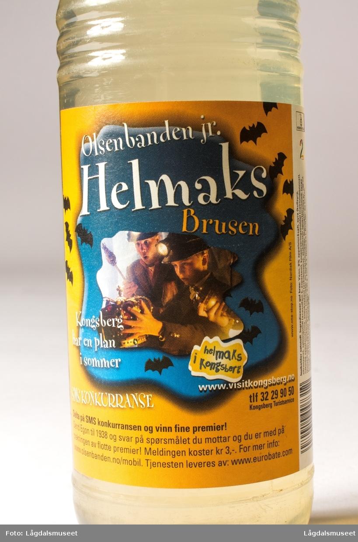 Olsenbanden Jr. Helmaks brus