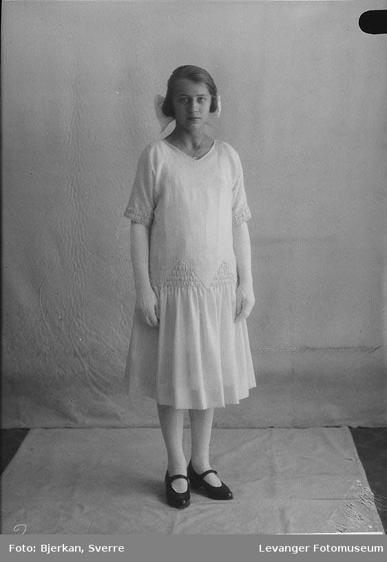 Portrett av Dagmor Brenne