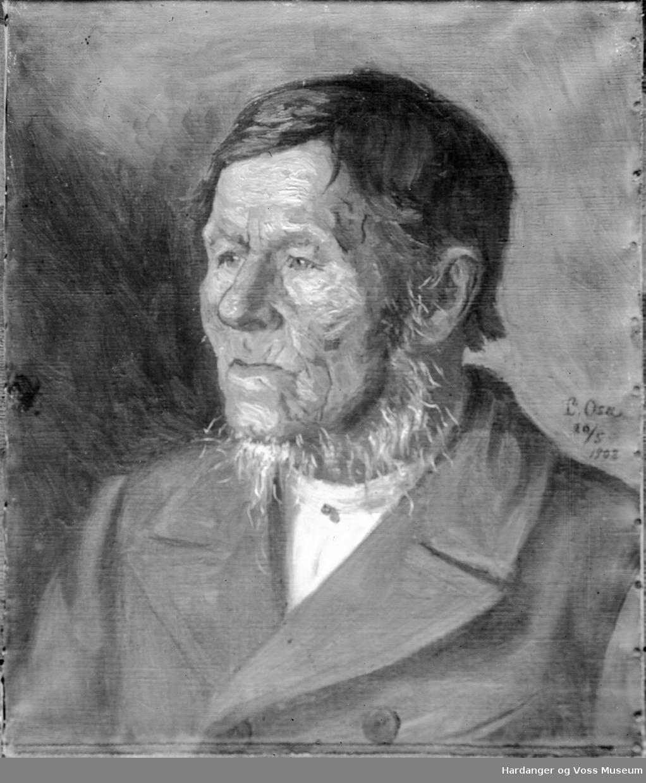 Maleri, Kristofer F. K. Hjeltnes