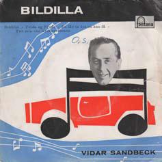 Vidar Sandbeck EP nr. 5