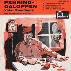 Vidar Sandbeck EP nr. 9 (på svensk) (Foto/Photo)