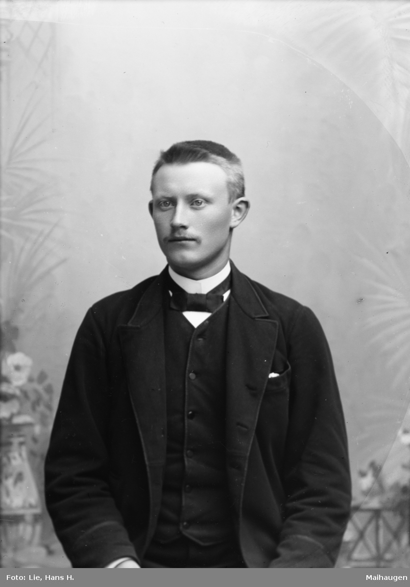 Portrett Johannes Kristiansen