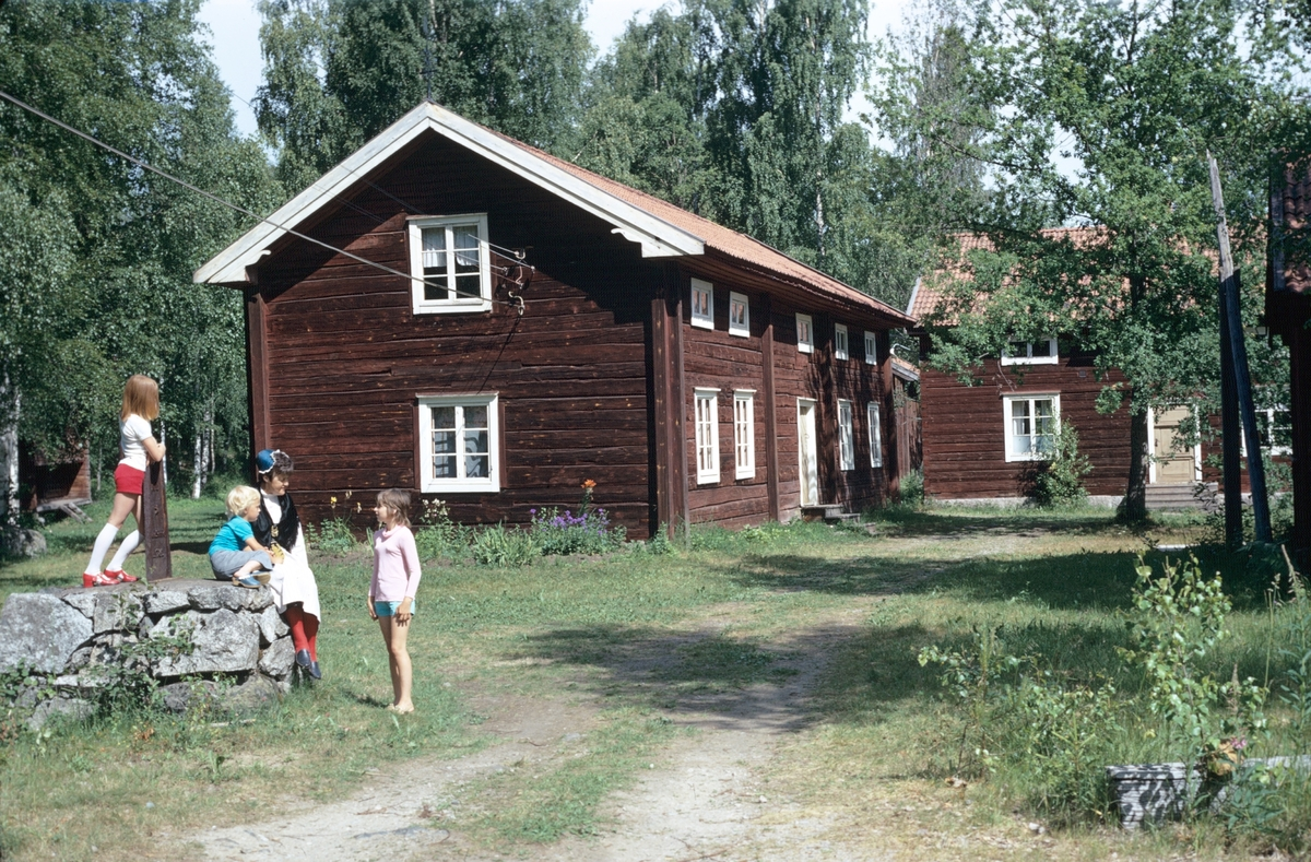 Hamrånge Hembygdsgård, Bergby