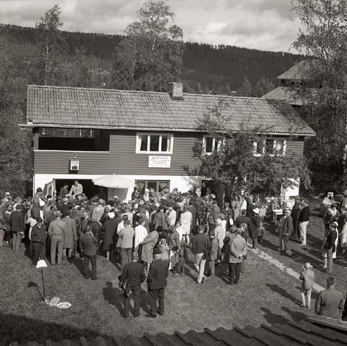 Kronbacka-auktionen, 5 september 1970.