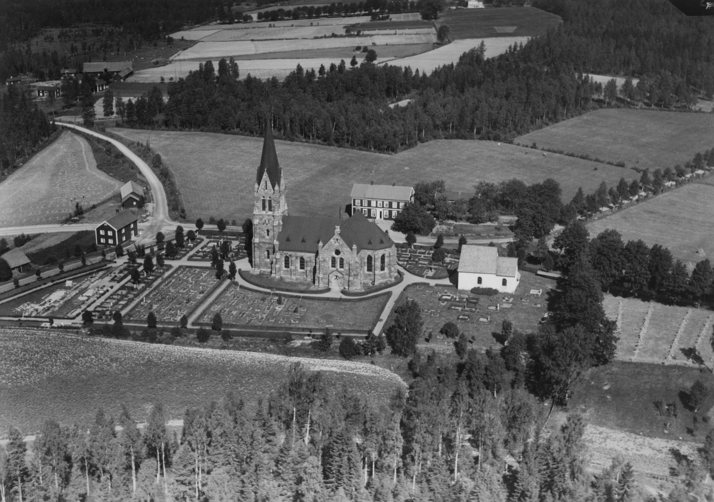 Norra Solberga-Flisby frsamling - Sdra Vedbo pastorat