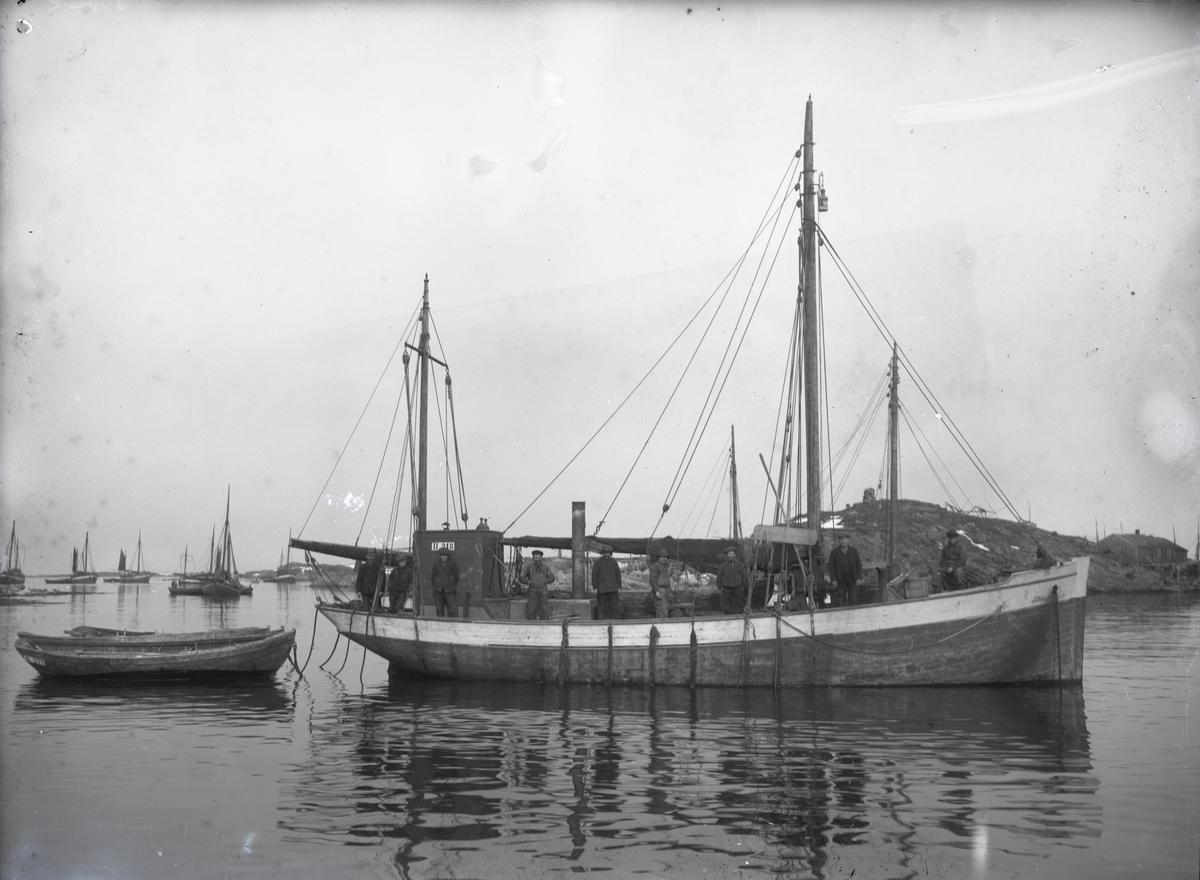 Fiskekutter Reg. H218