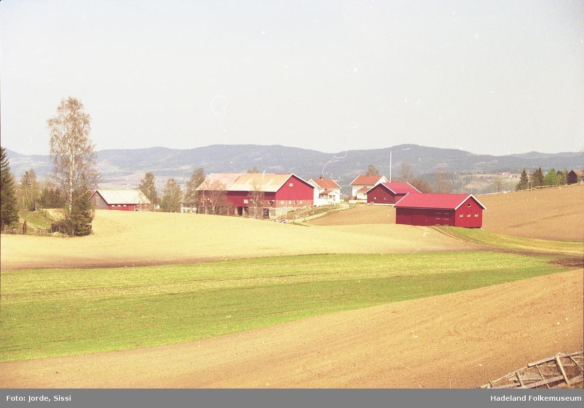 Gården Håvelsrud i Lunner.
