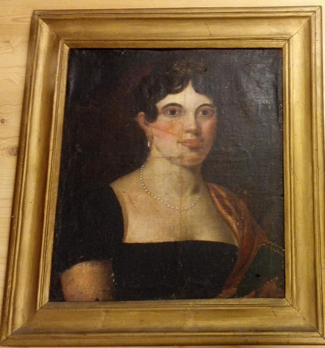 Christian VII's dronning Caroline Mathilde