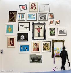 """Urban art collection"" [offentlig utsmykking]"