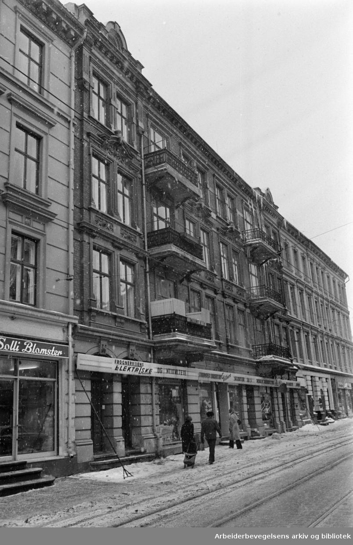 Frogner. September 1976