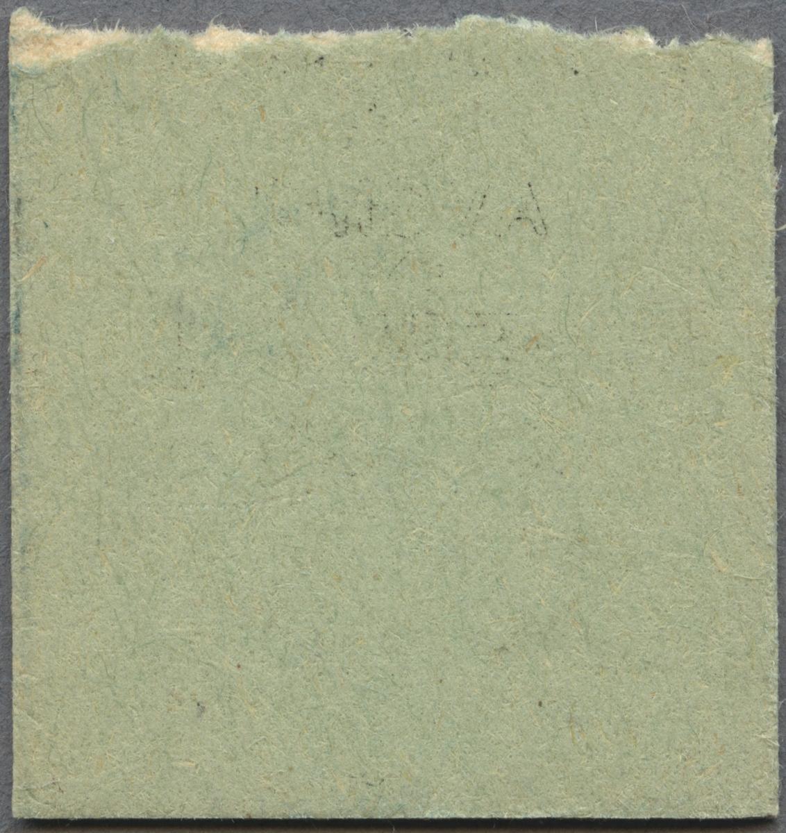 """Edmonsonsk biljett av ljusgrön kartong med tryckt text i svart: """"SJ AVGIFT för AVBESTÄLLD sovplats  2.00 2 Nord. Kompaniet, Sthlm"""". Biljetten saknar datum, längst ner finns biljettnumret """"02496"""". Biljetten har en avriven perforering längst upp."""