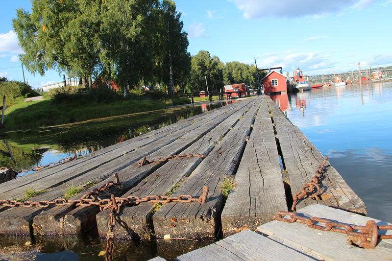 Flåtegang på  Fetsund lenser - MiA-Museene i Akershus (Foto/Photo)