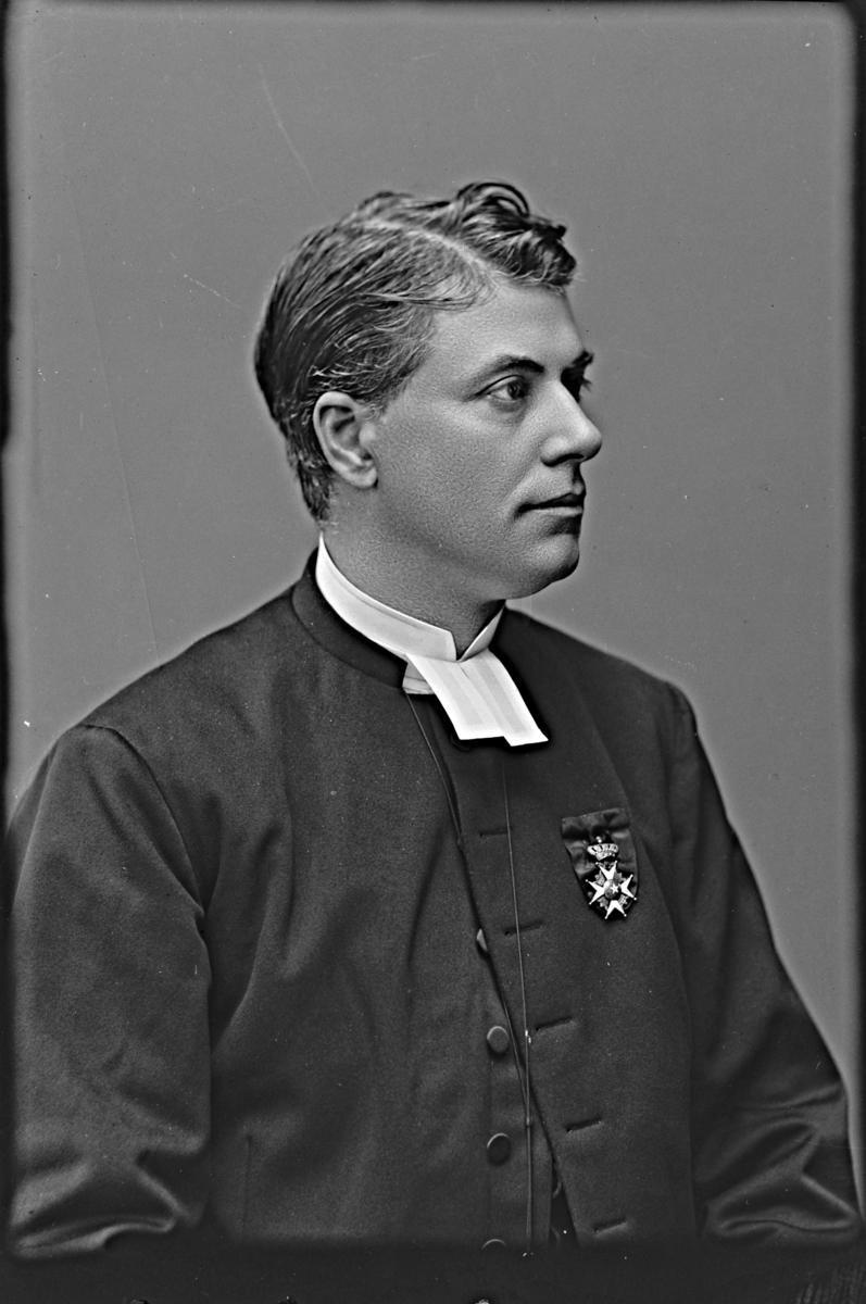 Student Johan Herman Björnström