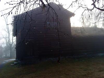 Senhøst ved Stemsrudstua. Foto/Photo