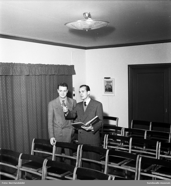 Mormonerna öppnar nytt kapell i Sundsvall.