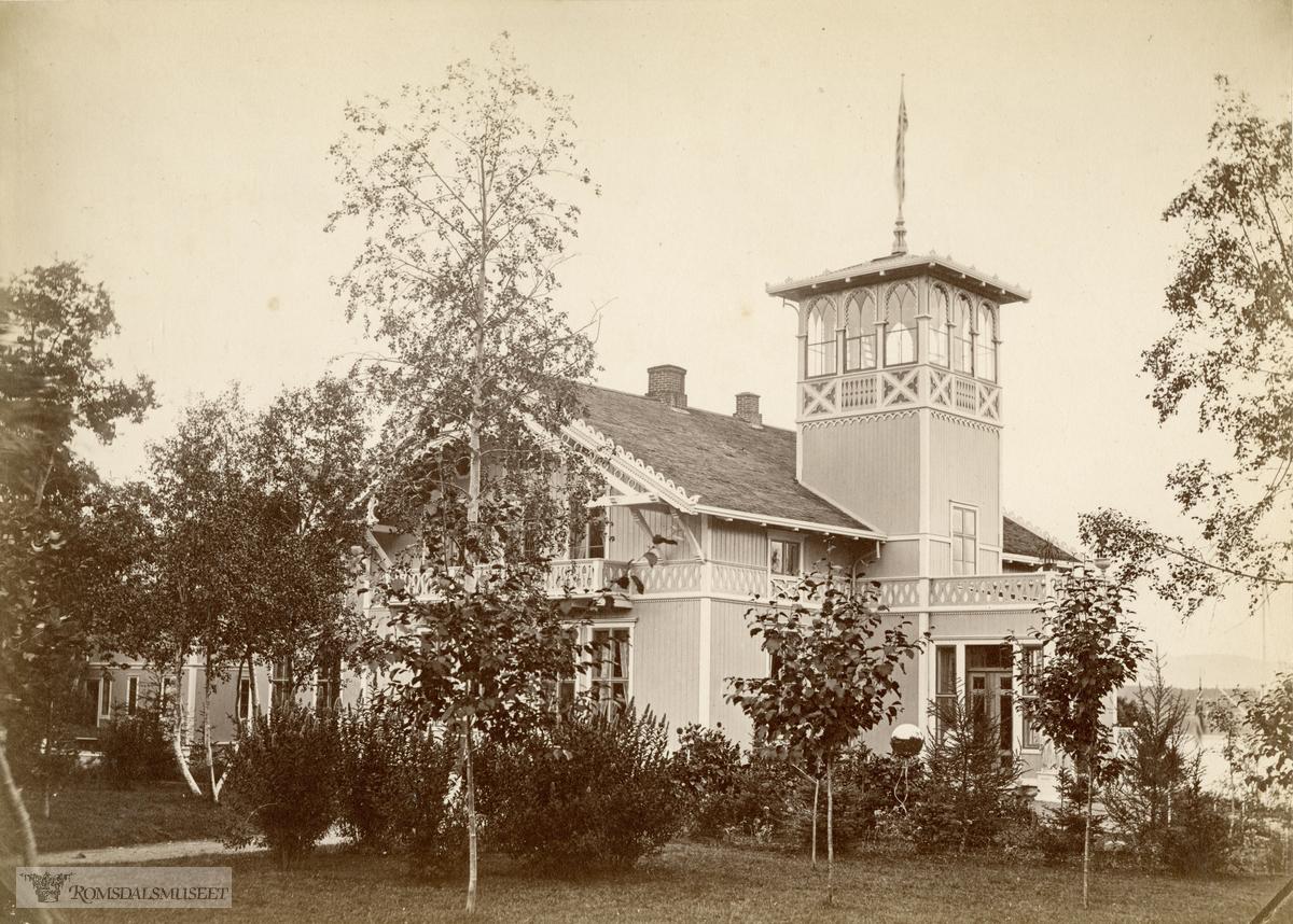 Villa Retiro.