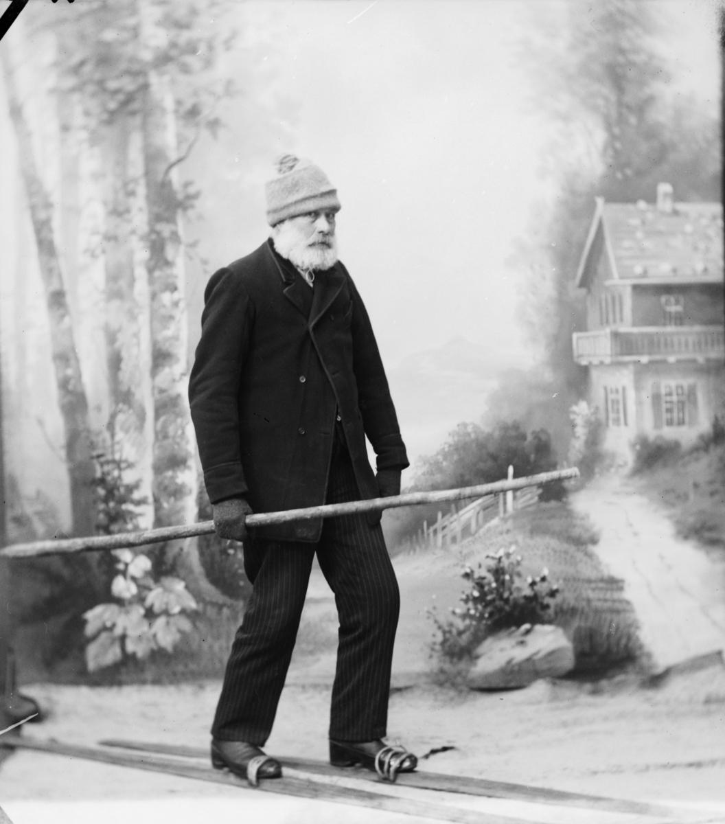 Skomakermester Mathias Nilsen