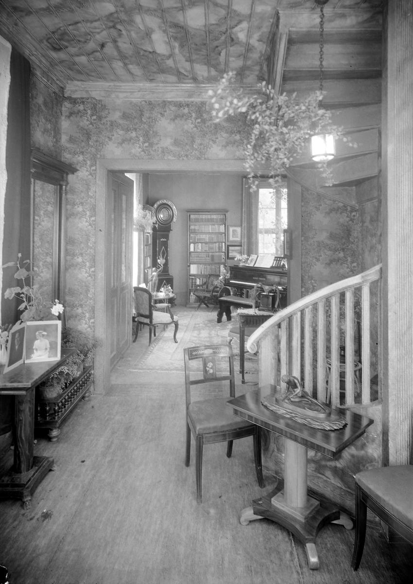 Klosterenget, hjemmet til rektor Axel Sommerfelt