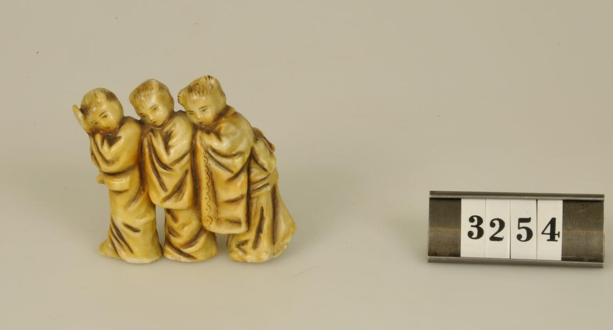 I miniatyr.  Har tillhört de Adelsköldska samlingarna.