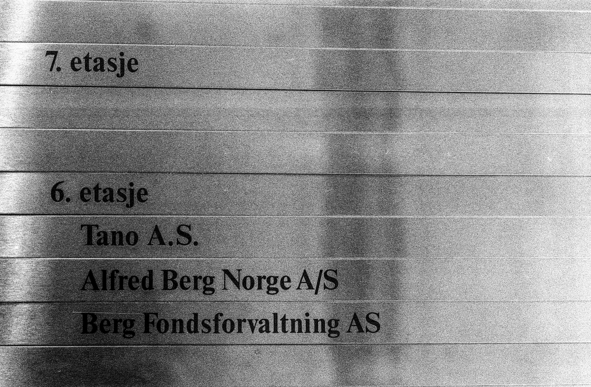 Meglerfirmaet Alfred Berg A/S i Oslo selger E-verk for kommunene.