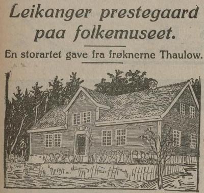 Thaulowmuseet