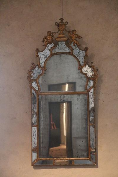 Antik spegel dating