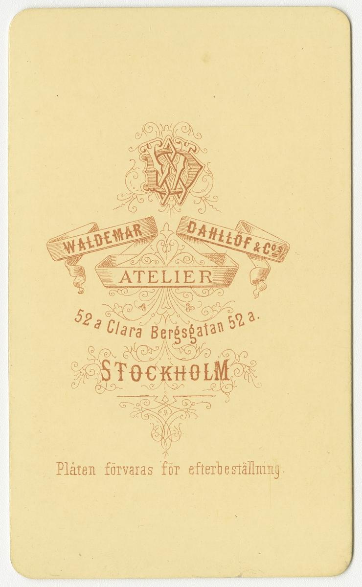 Porträtt av Sune Gunnarsson Wennerberg, underlöjtnant vid Wendes artilleriregemente A 3.  Se även bild AMA.0009268.