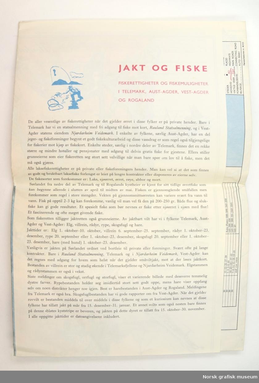 Reiseguide til Sør-Norge