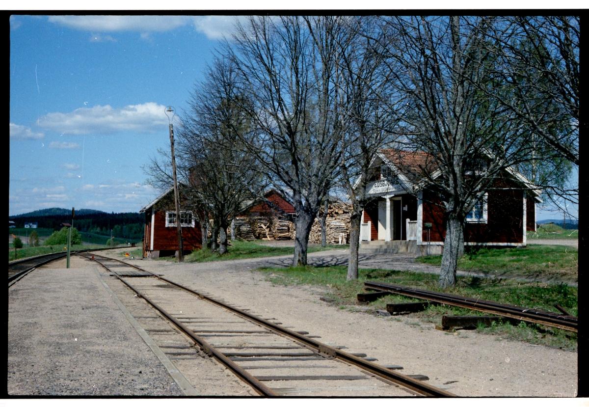 Edsbjörke station.