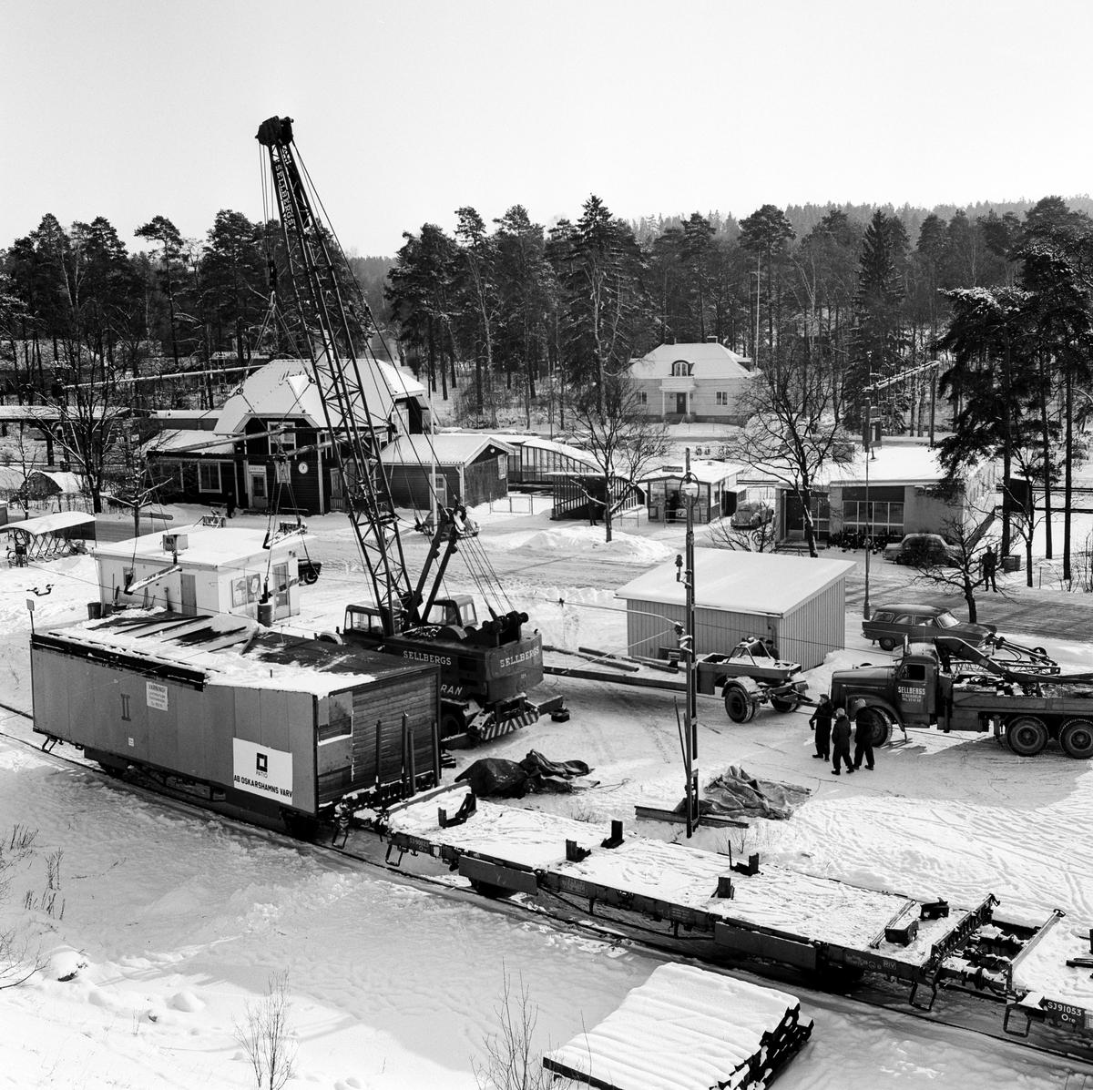 Hustransport Oskarshamn - Uttran