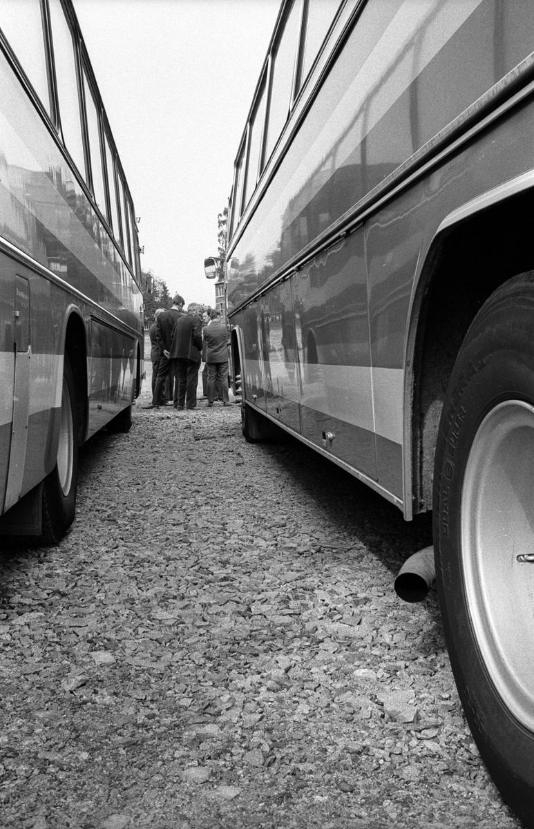 SJ, Statens Järnvägars vägbussar