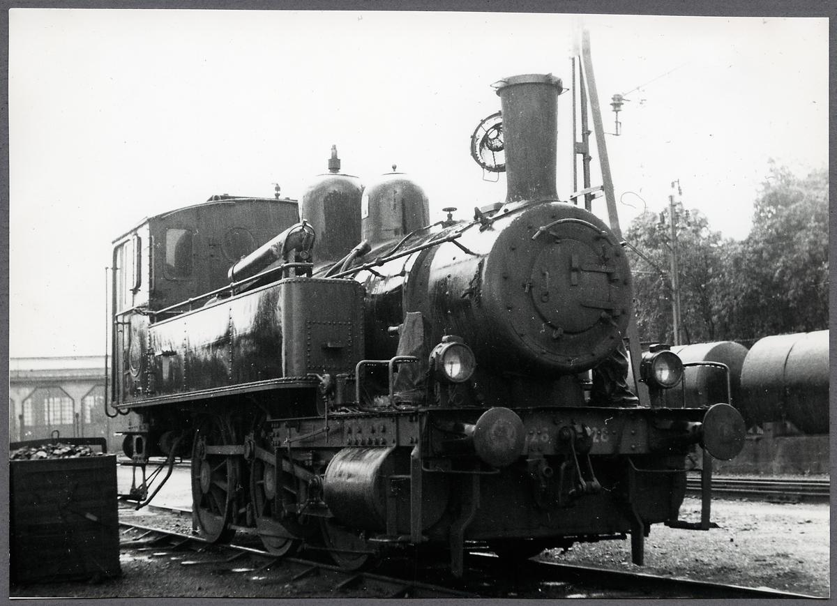Statens Järnvägar, SJ K4 1226 i Norrköping.