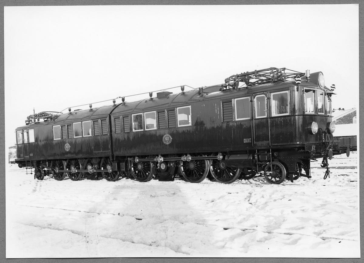 Statens Järnvägar, SJ O 62 samt SJ O 63.