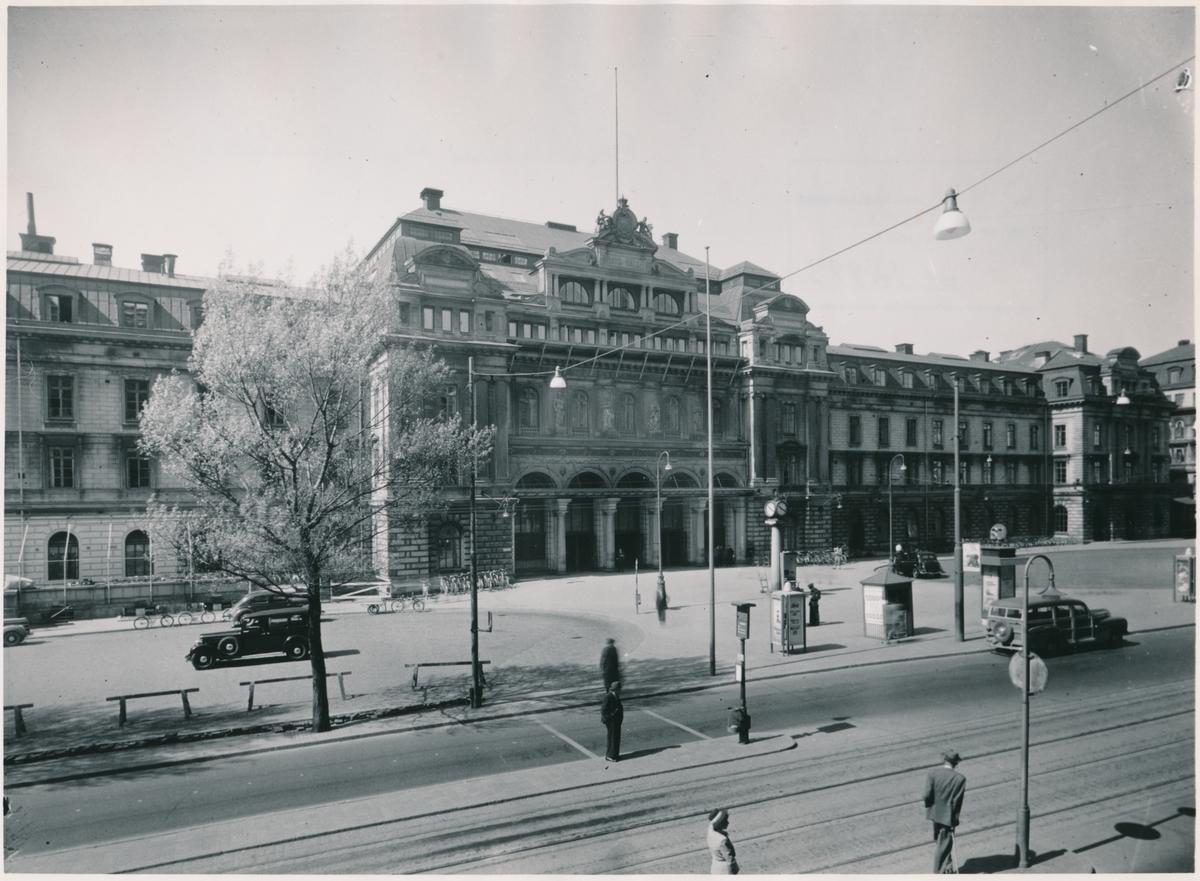 Stockholms Centralstation.