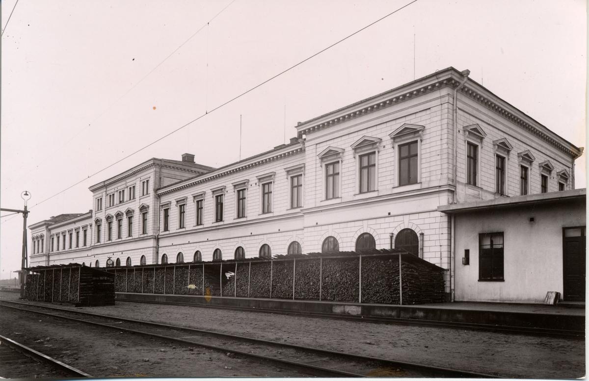 Bergslagernas Järnvägars stationshus Göteborg