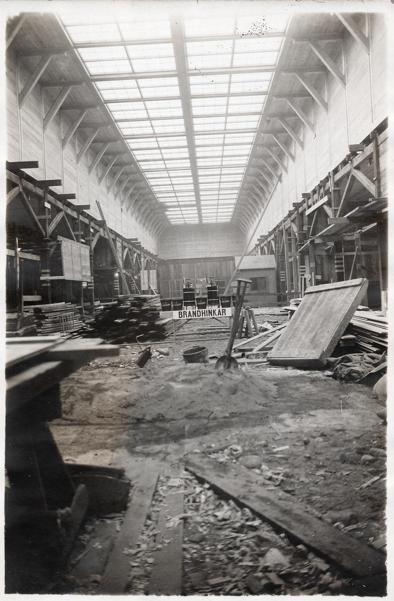 Ombyggnad av vestibulen, Göteborgs centralstation