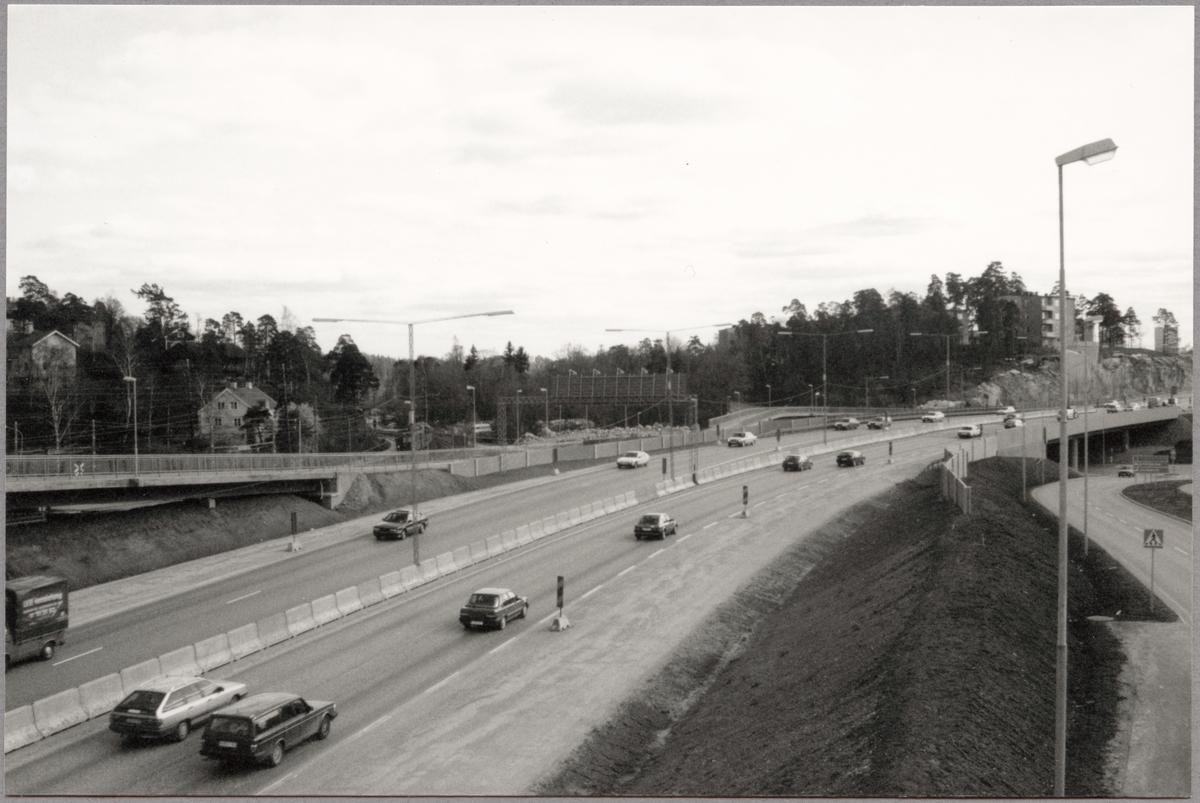 Motortrafikled vid Stocksund.
