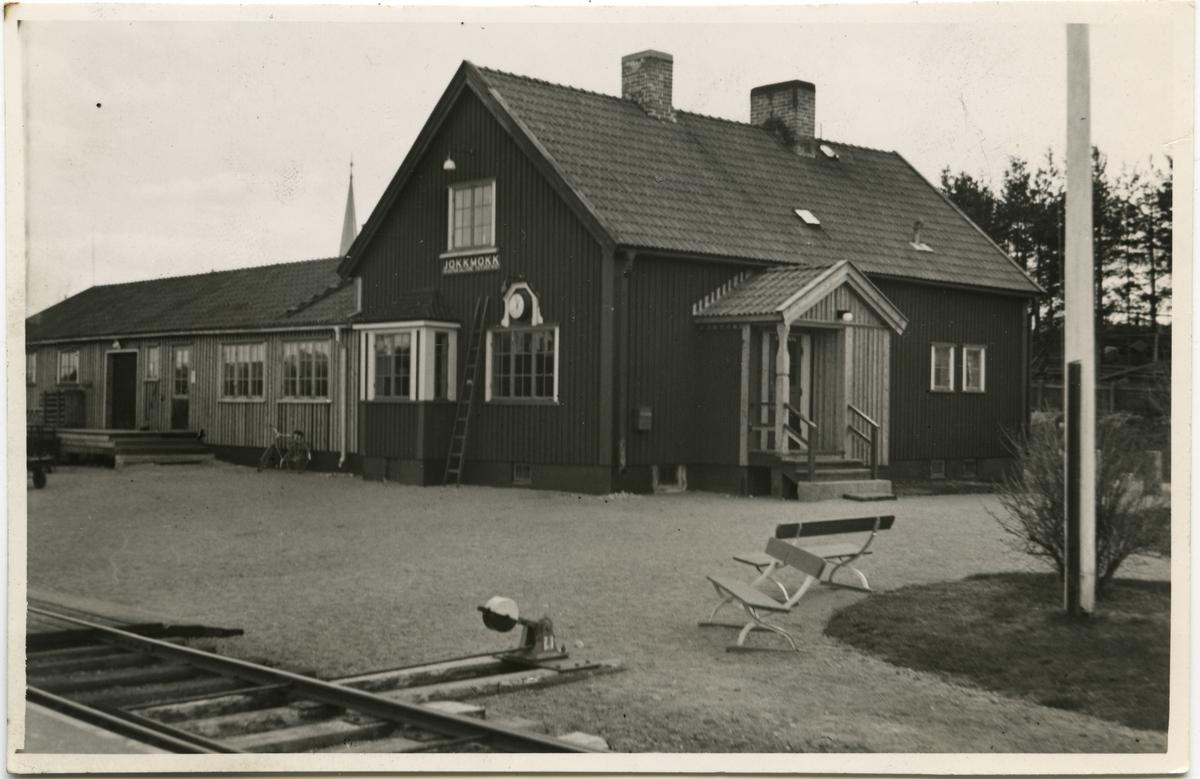 Inlandsbanan Jokkmokk station