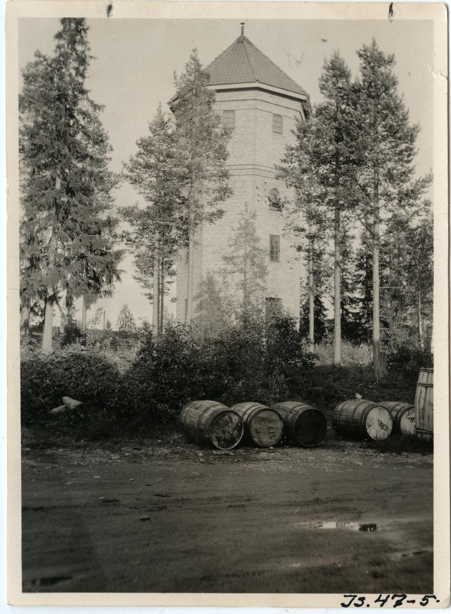Vilhelmina vattentorn.