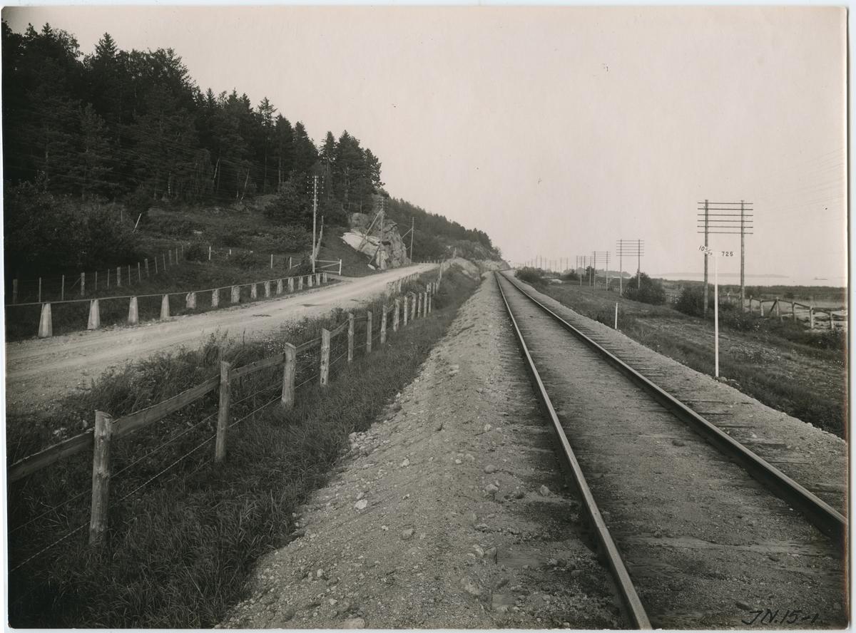 Norrviken, på linjen Järna-Norrköping.
