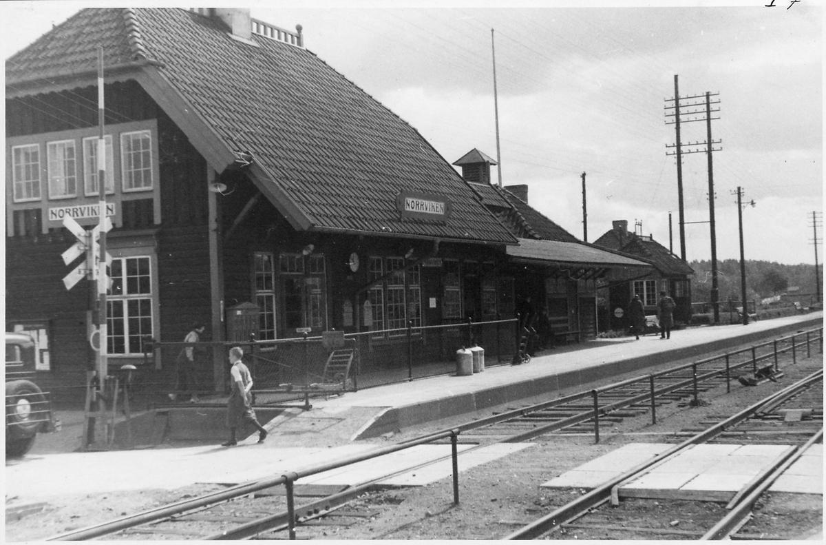 Norrviken station.
