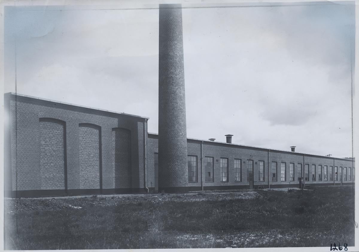 Göteborg. Verkstadsbyggnad.