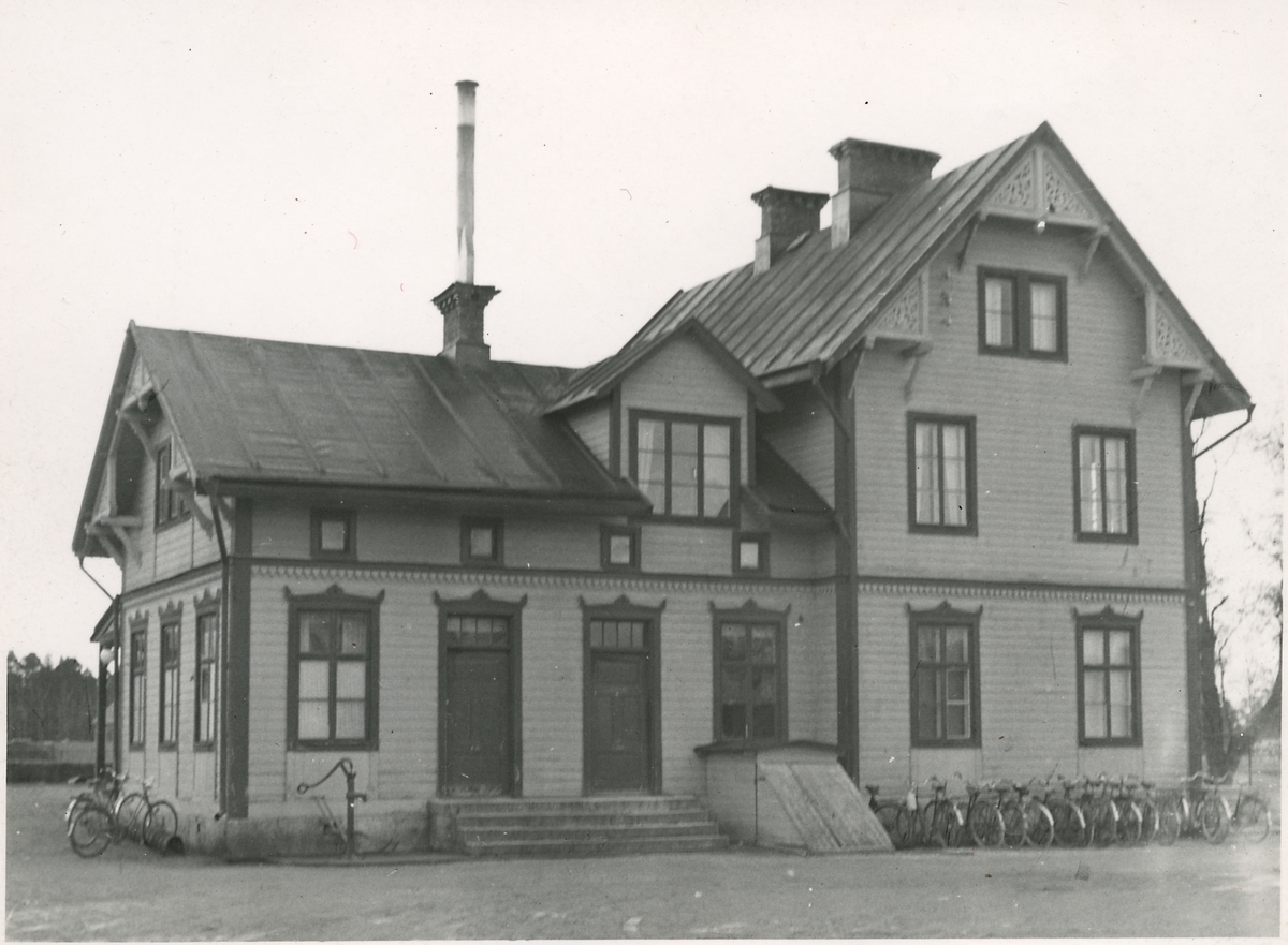Hemse Station.