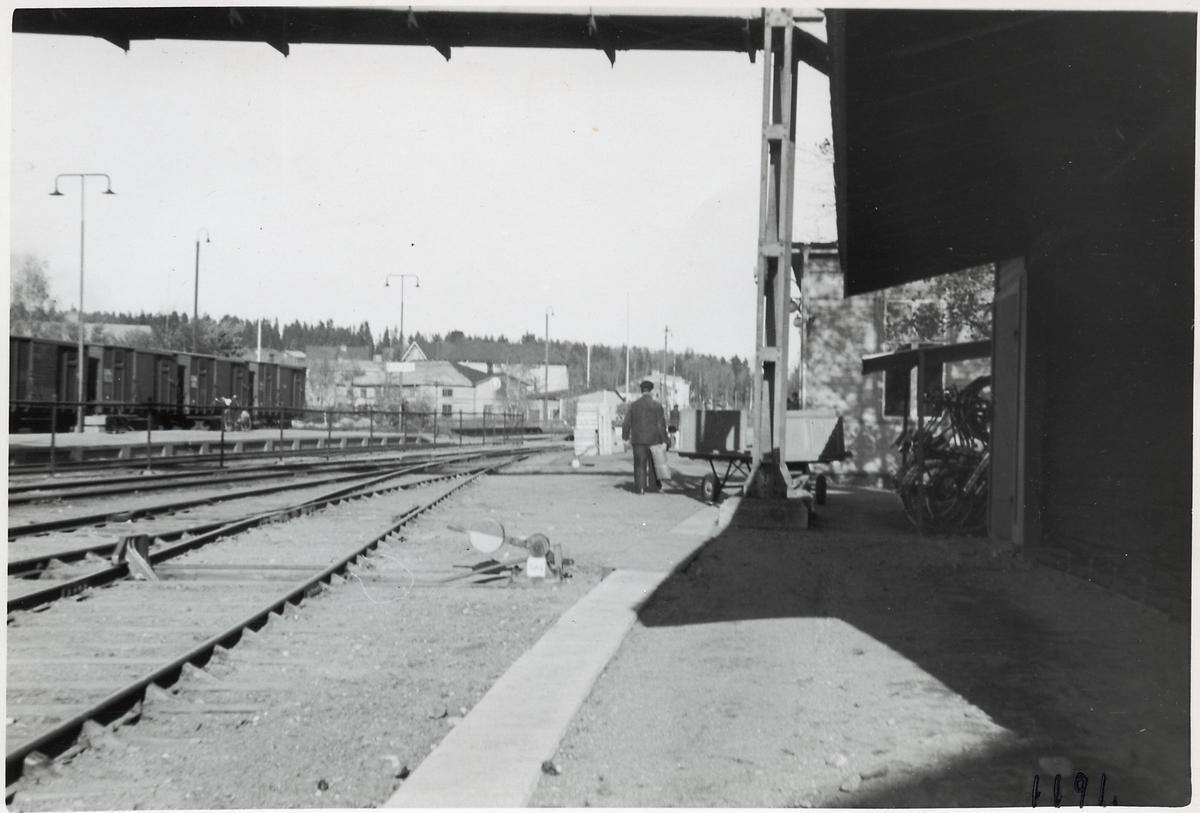 Härnösands Järnvägsstation