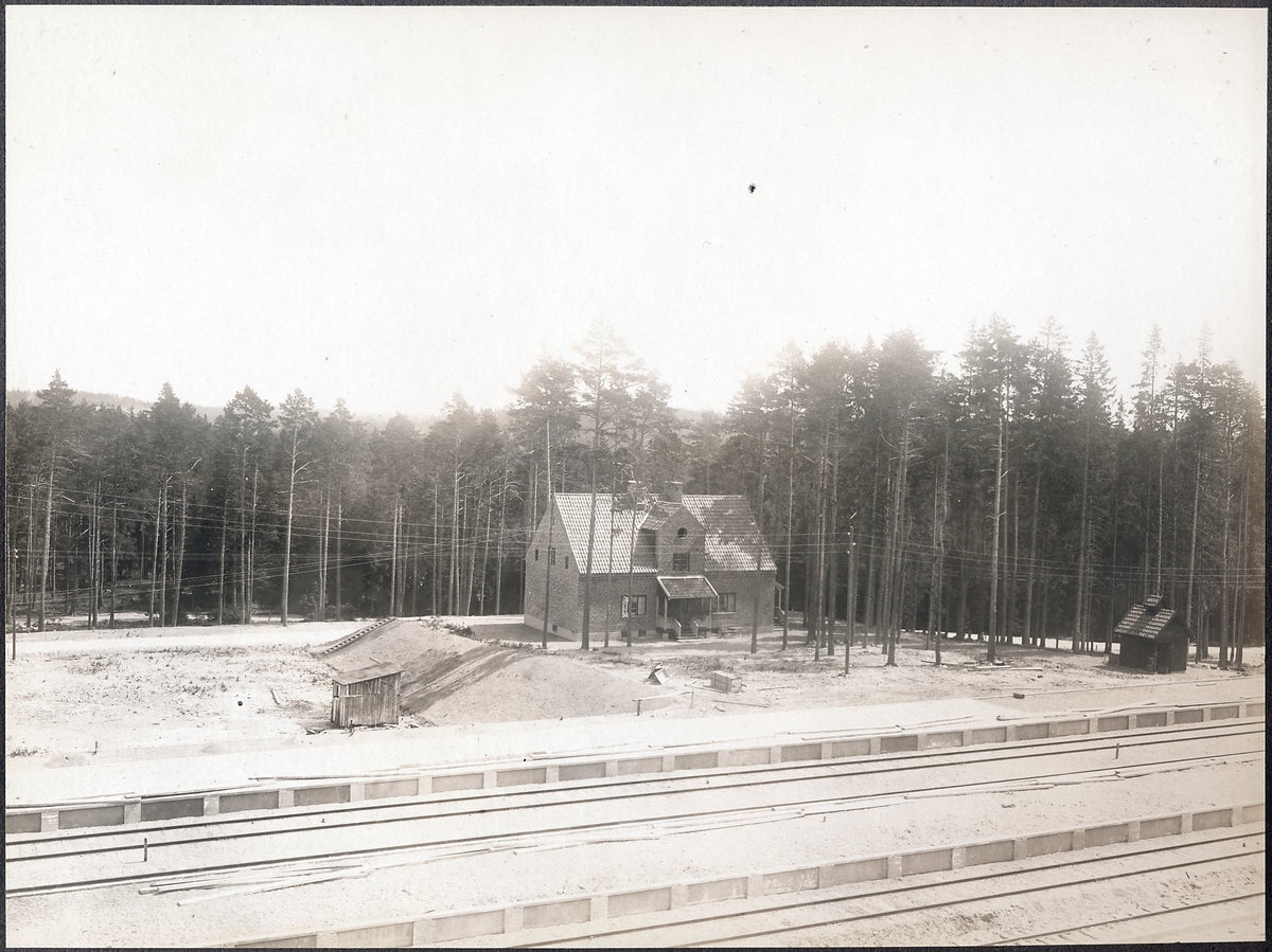 Södertälje Södra station.