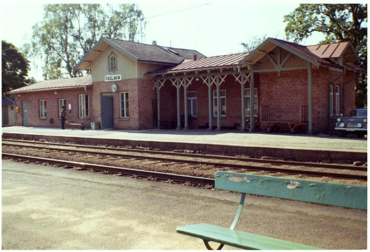 Fåglavik station.