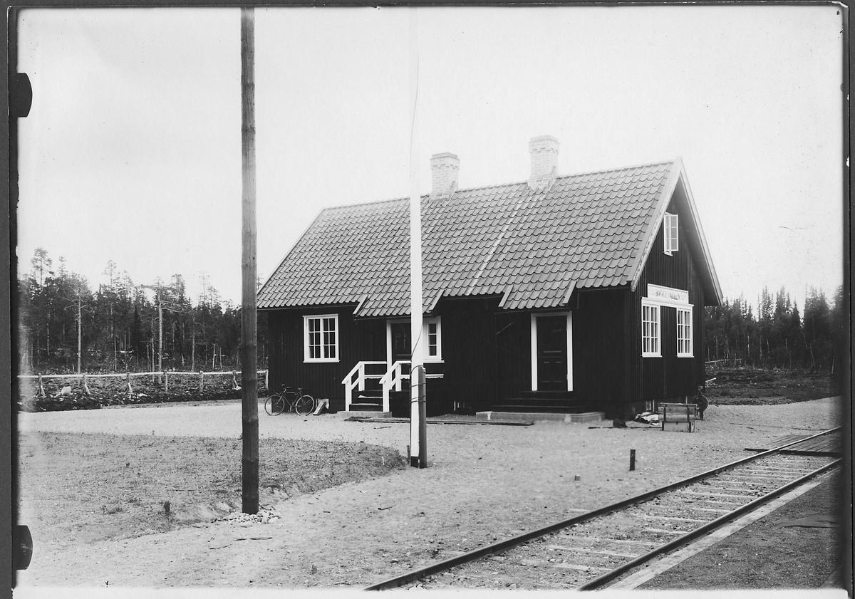 Byggevallen station.