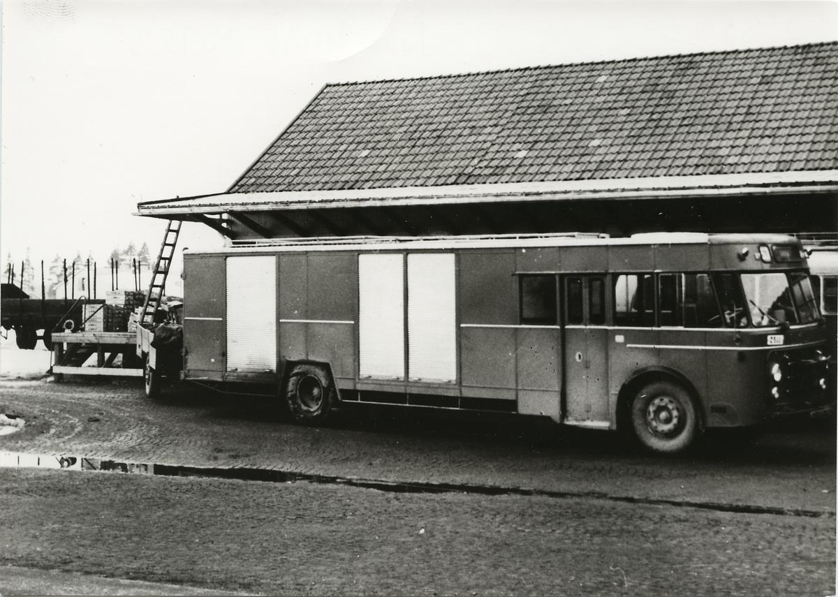 Statens Järnvägar, SJ buss 3593.
