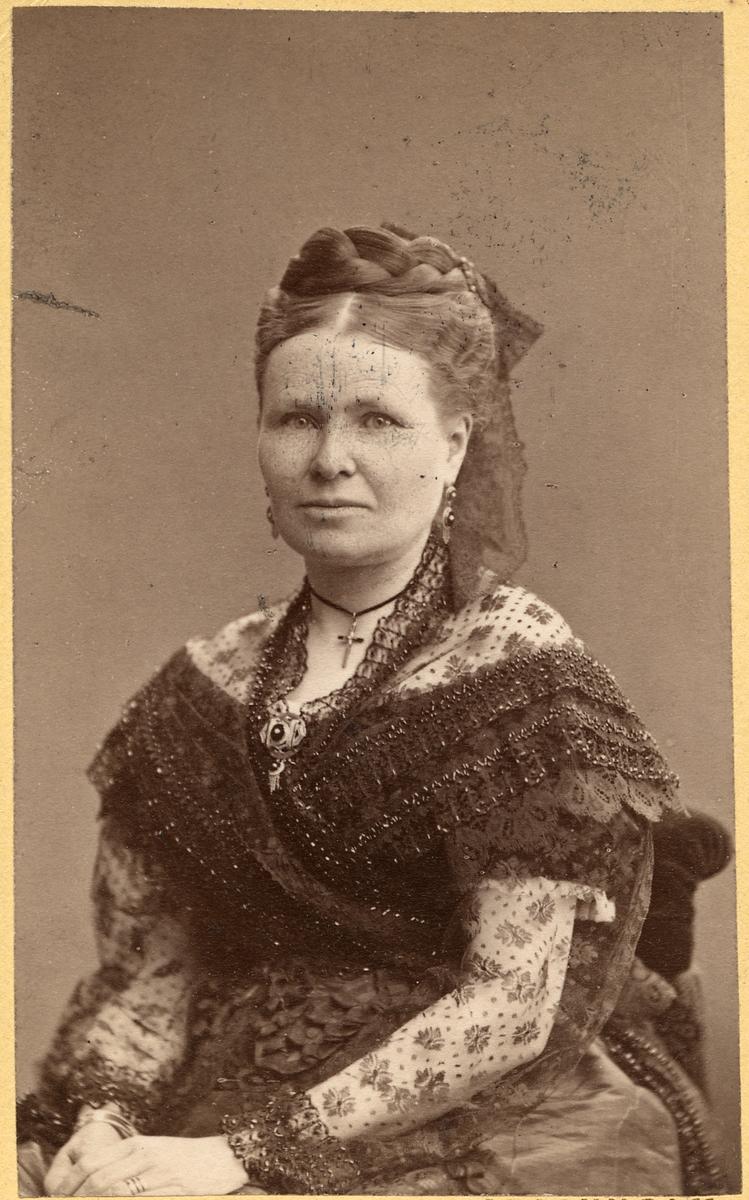 Fru Karolina Matilda (Carolina Mathilda) Adlerstråhle.