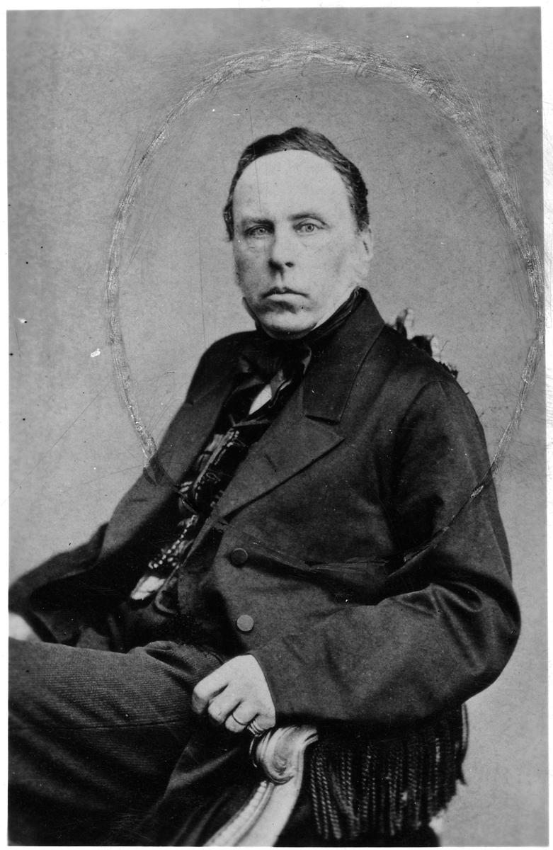 Landshövding Carl Jonas Oscar Alströmer.
